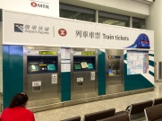 Many of the ticket machines I saw in both stations were out of order, additionally, they didn't seem to accept the new plastic notes.